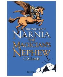 Harper Collins The Chronicles of Narnia The magicians Nephew Book 1 - English