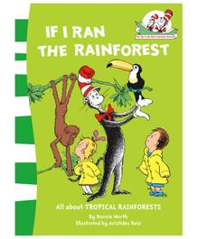 Harper Collins Story Book If I Ran The Rainforest - English