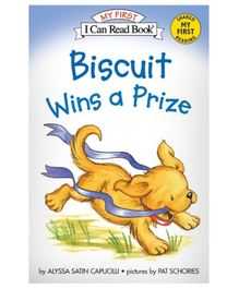 Harper Collins I Can Read Series Biscuit Wins a Prize - English
