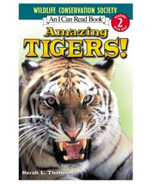 Harper Collins Amazing Tigers - English
