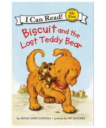 Harper Collins I Can Read Series Biscuit And The Lost Teddy Bear - English