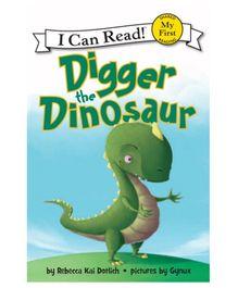 Harper Collins Digger The Dinosaur - English
