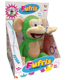 IMC Funny Friend Monkey Green - 23 cm