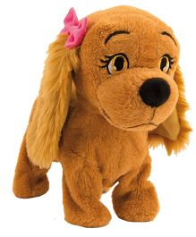 IMC Toys Lucy Dog Brown - 31 cm