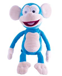 IMC Toys Disney Funny Friend Monkey Blue - 23 cm