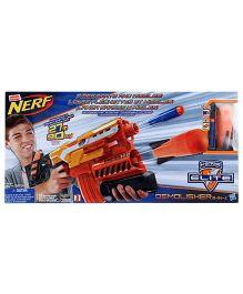 Nerf Funskool N-Strike Elite Demolisher 2 in 1 Blaster