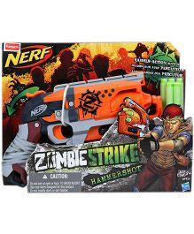 Nerf Funskool Zombie Strike Hammershot Blaster