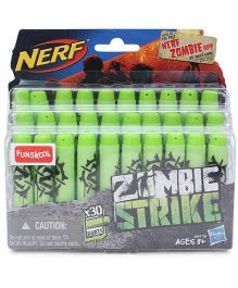 Nerf Zombie Strike Deco Dart - Pack of 30