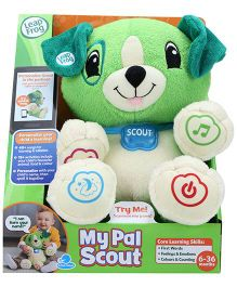 Leap Frog My Pal Scout Green - 26.5 cm