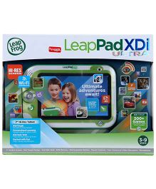 Leap Frog Leap Pad Ultra XDi Learning Tablet - Green