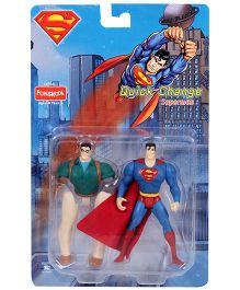 DC Comic Funskool Quick Change Figure