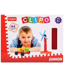 Funskool Clipo Junior - 44 Pieces