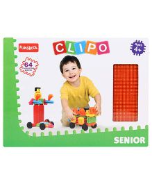 Funskool Clipo Senior - 64 Pieces