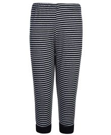 Ollypop Full Length Leggings - Stripes Print