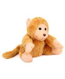 IR Chhotu Monkey Soft Toy - Light Brown