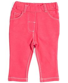 Nauti Nati Retro Pop Jeggings - Pink