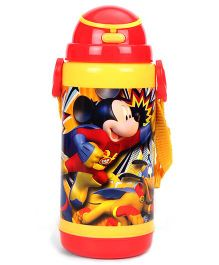 Disney Mickey Mouse And Friends Sipper Bottle - 400 ml