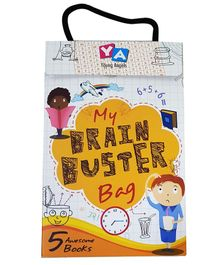 Young Angels My Brain Buster Bag Pack Of 5 - English