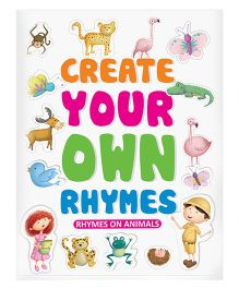 Young Angels Create Your Own Rhymes On Animals - English