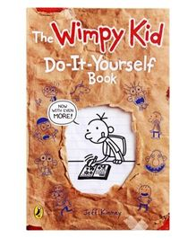 Do-it-Yourself Diary Of A Wimpy Kid