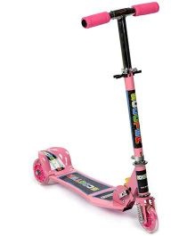 Fab N Funky Baby Scooter - Pink