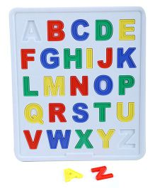 Zephyr Alpha Sort Capital Alphabet And Writing Board