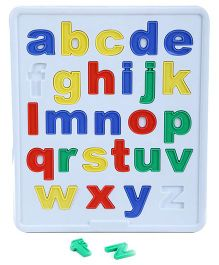Zephyr Alpha Sort Small Alphabet And Writing Board