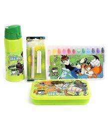 Ben 10 School Kit - Pack Of 4