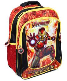 Marvel Iron Man Avengers Age of Ultron Group School Bag - 16 Inches