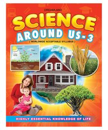 Dreamland Science Around Us 3 - English