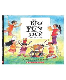 Scholastic The Big Book Of Fun Things To Do - English