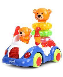 Mitashi Skykidz Musical Imagi Car Ride - Multicolor