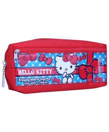 Hello Kitty Pencil Pouch - Red
