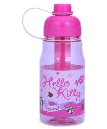 Hello Kitty Frozen Stick Water Bottle Pink - 500 ml