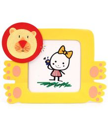 Fab N Funky Photo Frame Tiger Face Motif