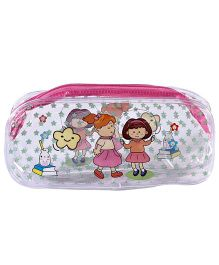Fab N Funky Multi Utility Pouch - Pink