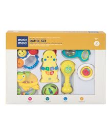 Mee Mee Musical Rattles - 7 Pieces