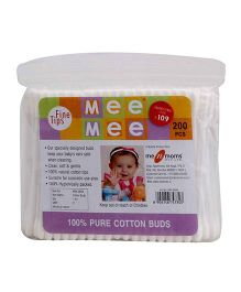 Mee Mee Ear Buds - 200 Pieces