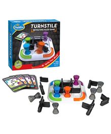 Think Fun Turnstile Revolving Maze Game