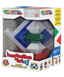 Wedgits Imagination Set  - 15 Pieces
