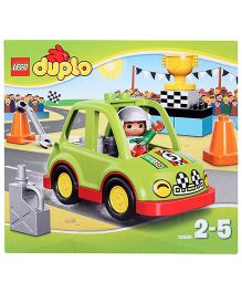 Lego Duplo Rally Car - 13 Pieces