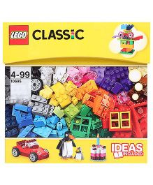 Lego Classic Creative Building Box - 580 Pieces