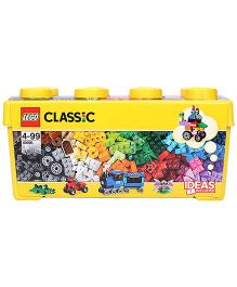 Lego Classic Medium Creative Brick Box - 484 Pieces