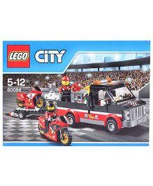 Lego City Racing Bike Transporter - 178 Pieces