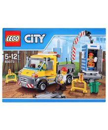 Lego City Service Truck - 233 Pieces