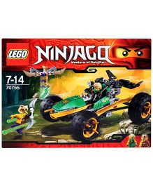 Lego Ninjago Jungle Raider - 188 Pieces