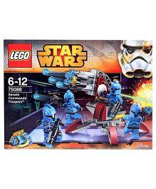 Lego Star Wars Senate Commando Troopers - 106 Pieces