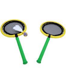 Safsof Bing Bang Super Kick - Green And Yellow