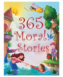 Pegasus Book 365 Moral Stories - English