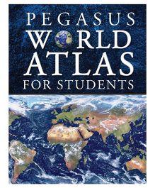 Pegasus Book World Atlas For Students - English